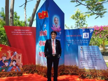 Trương Trung Phương - Giảng viên trẻ nhiệt huyết